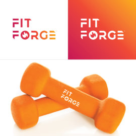 Fit Forge Branding